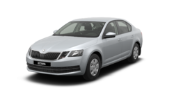 ŠKODA OCTAVIA Лифтбэк 5MT (110 Hp) ACTIVE
