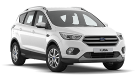 FORD KUGA 2.5 6-АКП (150 Л.С.) FWD Trend Plus