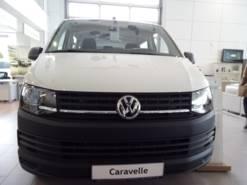 Volkswagen Caravelle 2.0 TDI (75кВт), ручн.-5 Trendline Длинная база