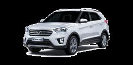 Hyundai CRETA 1.6 6AT (123 л.с.) 2WD Comfort