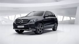 Mercedes-Benz GLE GLE 350d 4MATIC GLE 350d 4MATIC Grand Edition