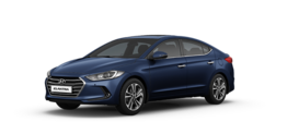 Hyundai ELANTRA 1.6 MPI 6AT (128 л.с.) 2WD BASE