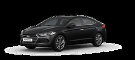 Hyundai ELANTRA 1.6 MPI 6MT (128 л.с.) 2WD START