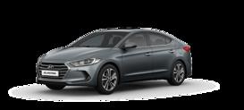 Hyundai ELANTRA 1.6 MPI 6AT (128 л.с.) 2WD ACTIVE