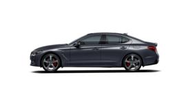 Genesis G70 2.0 (197 л.с.) T-GDI 8AT 4WD Elegance