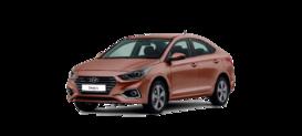 Hyundai SOLARIS 1.6 6AT (123 л.с.) 2WD Active Plus