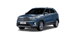 Hyundai CRETA 1.6 6AT (123 л.с.) 2WD Comfort