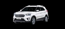Hyundai CRETA 1.6 6AT (123 л.с.) 2WD Travel