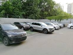 Volkswagen Tiguan 1.4 DSG-6 (150 л.с.) CITY