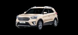 Hyundai CRETA 2.0 6AT (149 л.с.) 2WD Comfort