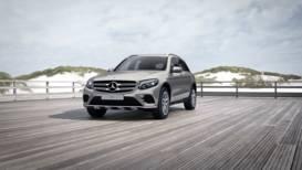 Mercedes-Benz GLC GLC 250d 4M GLC 250 d 4MATIC Sport