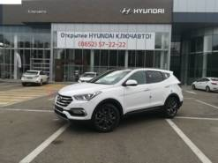 Hyundai SANTA FE 2,2 CRDi 6AT (200 л.с.) High-Tech + Advanced