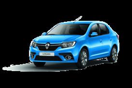 Renault LOGAN 1.6 АКП4 (102 л.с.) II Рестайлинг Drive