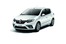 Renault SANDERO 1.6 мкпп (82 л.с.) II Рестайлинг Drive
