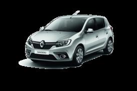 Renault SANDERO 1.6 мкпп (113 л.с.) II Рестайлинг Drive