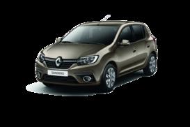 Renault SANDERO 1.6 акпп (102 л.с.) II Рестайлинг Drive
