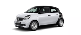 smart forfour 0.9 АТ6 (90 л.с.) 66 kW turbo OC