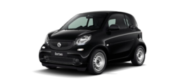 smart fortwo 0.9 АТ (90 л.с.) coupé 66 kW turbo OC