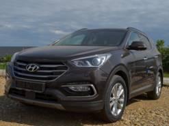 Hyundai SANTA FE 2,2 CRDi 6AT (200 л.с.) High-Tech