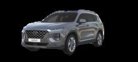 Hyundai SANTA FE 2.4 6AT (188 л.с.) 4WD IV поколение Premier + Smart Sense