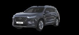 Hyundai SANTA FE 2.2 6AT (200 л.с.) 4WD IV поколение Premier + Smart Sense