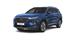 Hyundai SANTA FE 2.2 6AT (200 л.с.) 4WD IV поколение Lifestyle + Smart Sense