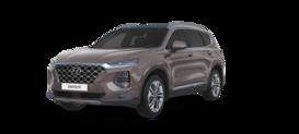 "Hyundai SANTA FE 2.2 6AT (200 л.с.) 4WD IV поколение High-Tech + Пакет ""Третий ряд сидений"""