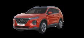 Hyundai SANTA FE 2.4 6AT (188 л.с.) 4WD IV поколение Premier