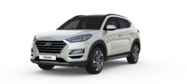 Hyundai TUCSON 2.0 CRDi 6AT (185 л.с.) 4WD Dynamic