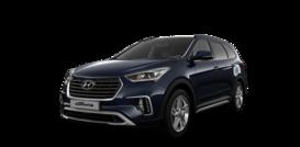 Hyundai Grand SANTA FE 2.2 CRDi AT (200 л.с.) 4WD High-Tech + Advanced