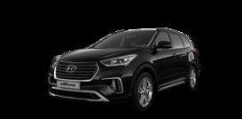 Hyundai Grand SANTA FE 2.2 CRDi AT (200 л.с.) 4WD Style + Advanced