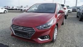 Hyundai SOLARIS 1.6 6AT (123 л.с.) 2WD Elegance