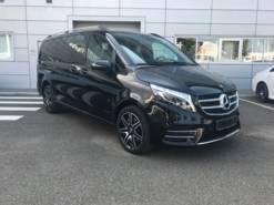 Mercedes-Benz V-Класс V220 d Long (163 л.с.) Special Edition V220 d L AMG 4Matic