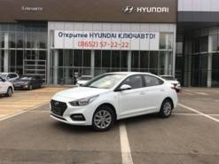 Hyundai SOLARIS 1.4 6AT (100 л.с.) 2WD Active Plus