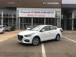 Hyundai SOLARIS 1.4 6AT (100 л.с.) 2WD Active Plus