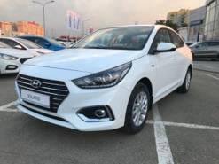 Hyundai SOLARIS 1.6 6MT (123 л.с.) 2WD Elegance