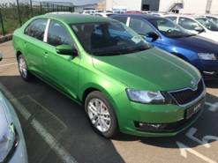 ŠKODA RAPID Лифтбэк 1.6 MT (90 Hp) 2WD AMBITION