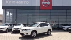 Nissan X-Trail 2.0 CVT (144 л.с.) 4WD SE+