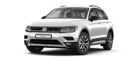 Volkswagen Tiguan 1.4 6МТ (150 л.с.) 4WD OFFROAD