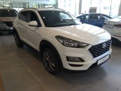 Hyundai TUCSON 2.0 CRDi 6AT (185 л.с.) 4WD Lifestyle