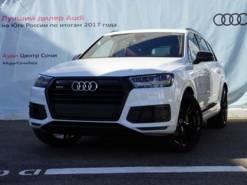 Audi Q7 3.0 TDI quattro tiptronic (249 л.с.) Basis