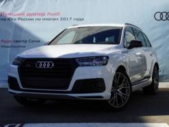 Audi Q7 3.0 TDI quattro tiptronic (249 л.с.) 3.0 TDI quattro tiptronic (249 л.с.)