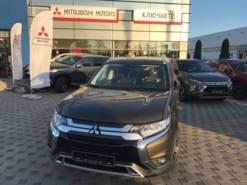 Mitsubishi OUTLANDER 2.4 CVT (167 л.с.) 4WD (2018;2019) Instyle