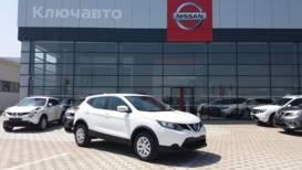 Nissan Qashqai 2.0 CVT (144 л.с.) 2WD XE