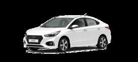 Hyundai SOLARIS 1.6 6AT (123 л.с.) 2WD Comfort + Advanced