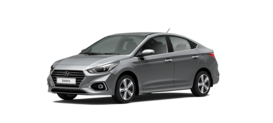 Hyundai SOLARIS 1.6 6AT (123 л.с.) 2WD Comfort + Advanced