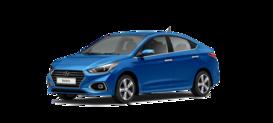 Hyundai SOLARIS 1.4 6AT (100 л.с.) 2WD Comfort