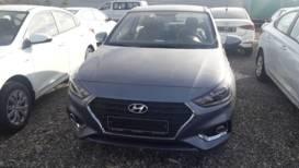 Hyundai SOLARIS 1.6 6AT (123 л.с.) 2WD Comfort + Winter