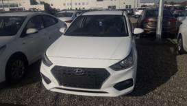 Hyundai SOLARIS 1.4 6AT (100 л.с.) 2WD Active fleet