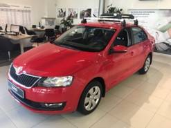 ŠKODA RAPID Лифтбэк 1.6 AT (110 Hp) 2WD ACTIVE